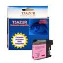 LC225XL M- Cartouche compatible pour Brother LC225XL Magenta