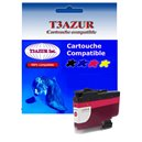 T3AZUR - Cartouche compatible Brother LC3239 (LC-3239M) XL Magenta